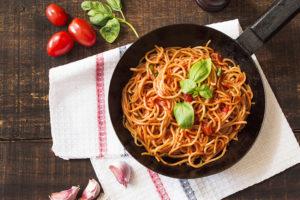 ספגטי כתר ההלכה ראשי